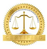 Logo Recognizing Robert Crow Law's affiliation with Who's Who
