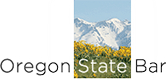 Logo Recognizing Robert Crow Law's affiliation with the Oregon State Bar Association